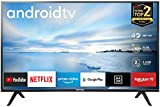 TCL 32ES561 LED Fernseher 80 cm (32 Zoll) Smart TV (HD, Triple Tuner, Android...