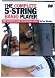 The complete 5-String Banjo Player - The definitive Guide to Bluegrass Banjo by...