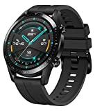 HUAWEI Watch GT 2 Smartwatch (46mm Full-Color-AMOLED, SpO2-Monitoring,...