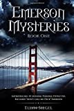Emerson Mysteries: Book One: Introducing SF Missing Persons Detective, Richard...