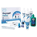 AMO Oxysept Comfort 90 Tage Premium Pack – Peroxid-System zur besonders...